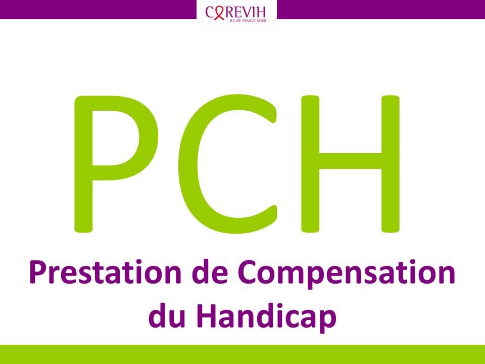 PCH - Prestation de compensation du handicap
