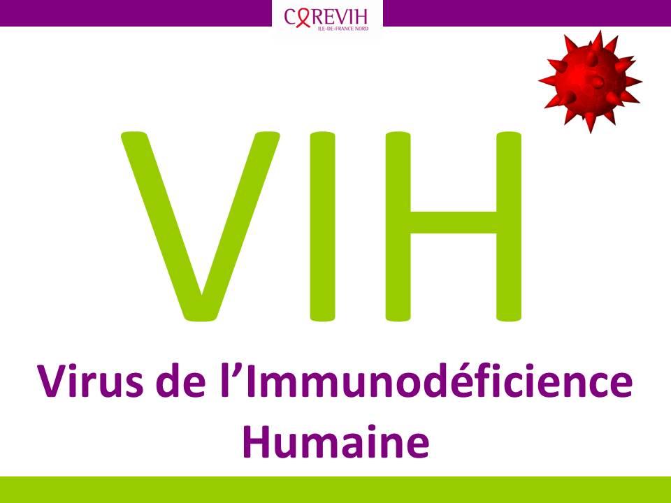 VIH -Virus de l'immunodéficience humaine