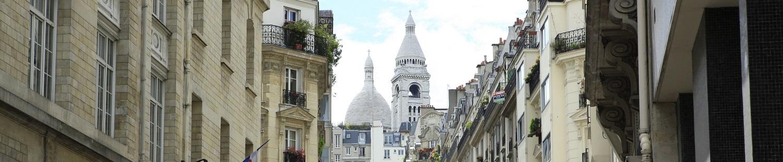 Montmartre par Sophie Bassouls