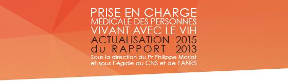 Rapport Morlat actualisation 2015