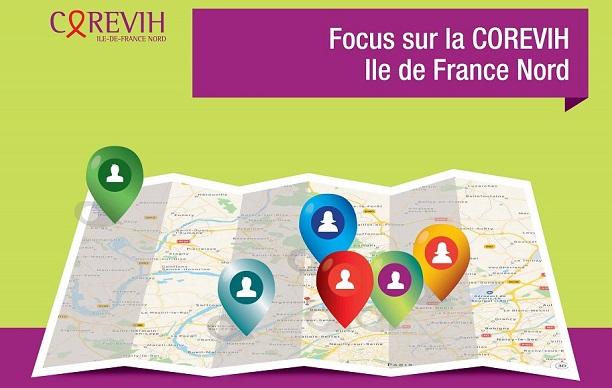 Rapport Corevih Ile de France Nord 2015 - Focus