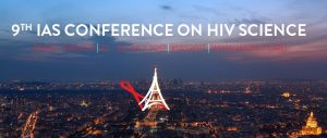 9th IAS Conference on HIV Science (IAS 2017) du 23 au 26 juillet 2017 (Paris) @ Palais des Congrès | Paris | Île-de-France | France