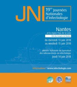 19ème Journées Nationales d'Infectiologie (JNI) - 13 au 15 juin 2018 - Nantes @ Cité des Congrès de Nantes | Nantes | Pays de la Loire | France