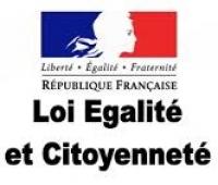 Loi Egalité et Citoyenneté