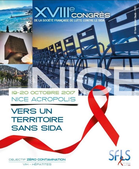 congrès de la SFLS 2017 à Nice Acropolis