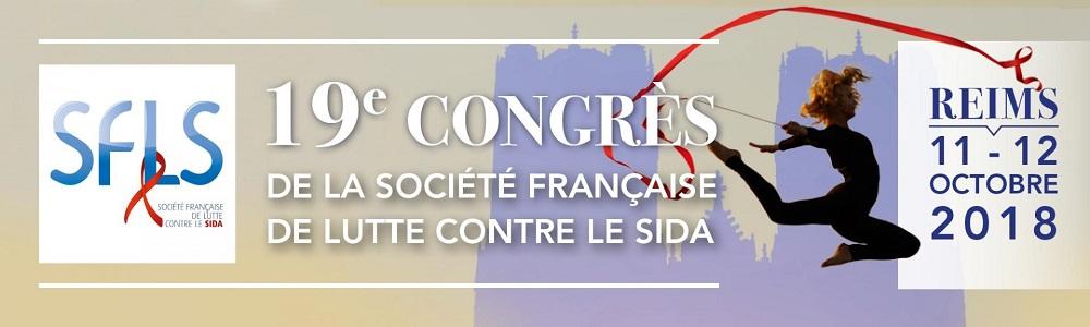 19e Congrès de la Société Française de Lutte contre le Sida @ Reims | Grand Est | France