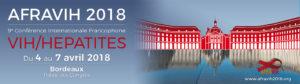 Conférence Internationale Francophone VIH/Hépatites - du 4 au 7 avril 2018 - Bordeaux @ Palais des Congrès  | Bordeaux | Nouvelle-Aquitaine | France