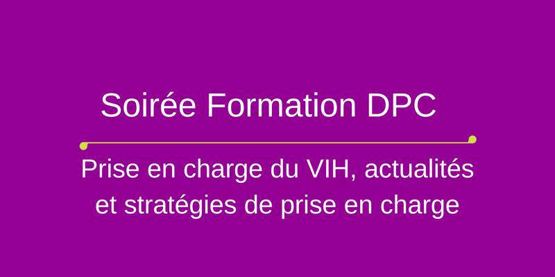 Soirée Formation DPC – 06 février 2018