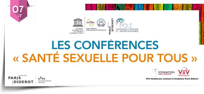 conférence santé sexuelle