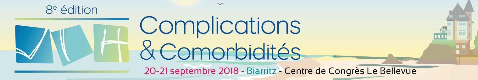 8ème Congrès VIH Complications et Comorbidités - 20-21 Septembre 2018 - Biarritz @ Centre de Congrès de Biarritz | Biarritz | Nouvelle-Aquitaine | France