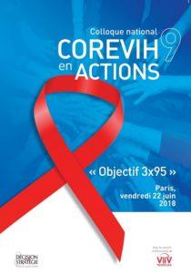 Colloque « COREVIH en actions » 9ème édition - vendredi 22 juin (Paris 14eme) @ Hôtel Marriott Rive Gauche  | Paris | Île-de-France | France