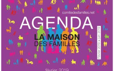 Les activités du Comité des Familles – premier semestre 2019