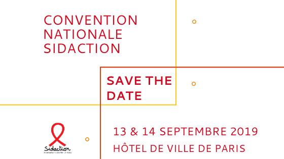 Convention Nationale Sidaction - 13-14 sept 2019 - Hôtel de ville Paris