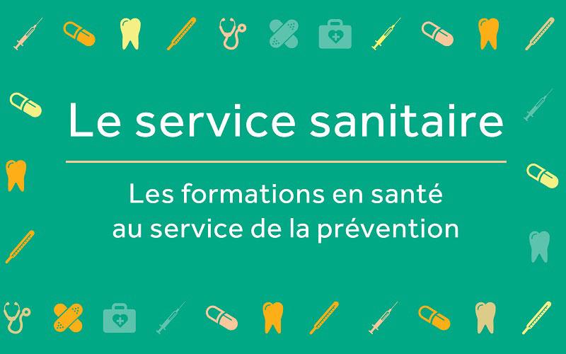 Service sanitaire des étudiants en santé 2019