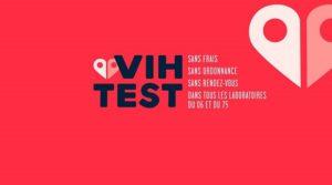 Logo VIH Test