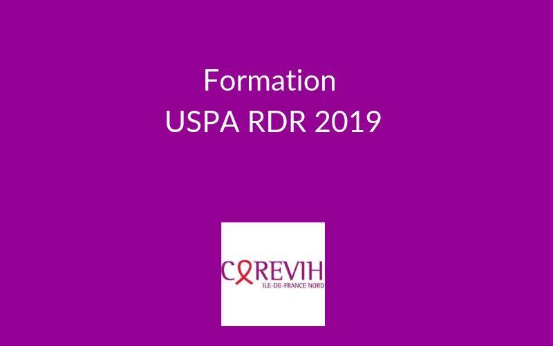 Formation USPA RDR 2019