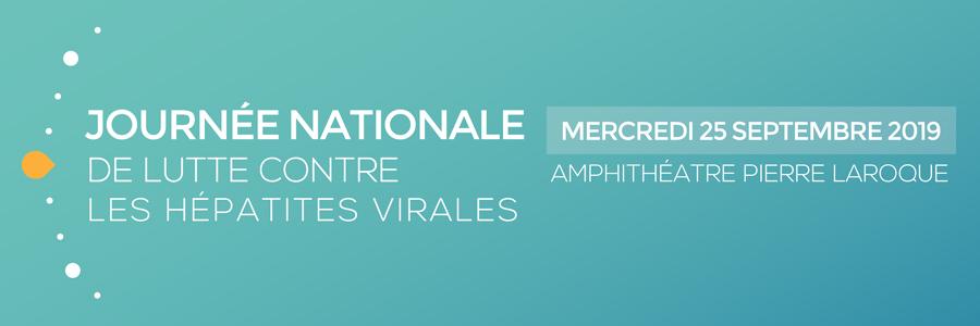 Journée Nationale de lutte contre les hépatites virales - 25 septembre 2019 @ Amphithéatre Laroque - Ministère des Solidarités et de la Santé | Paris | Île-de-France | France
