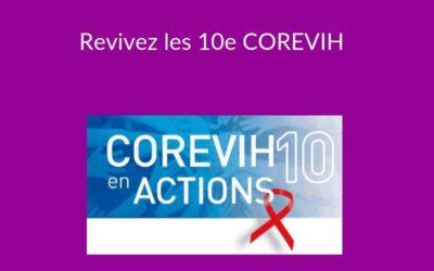 Revivez les 10e COREVIH EN ACTIONS
