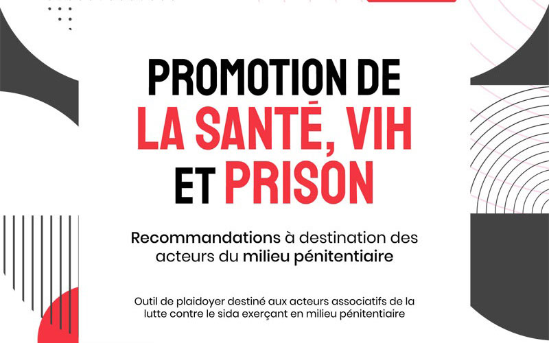 Guide Promotion de la santé, VIH et prison de SIDACTION