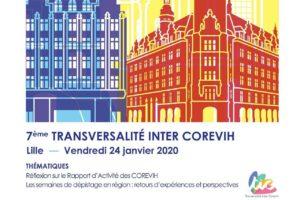 7ème Transversalité Inter COREVIH - 24 janvier 2020