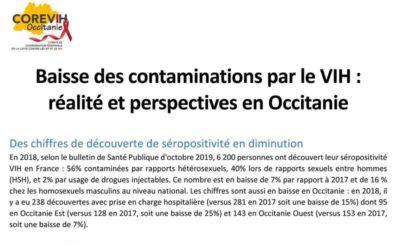 Communiqué du COREVIH Occitanie à l'occasion du 1er décembre 2019