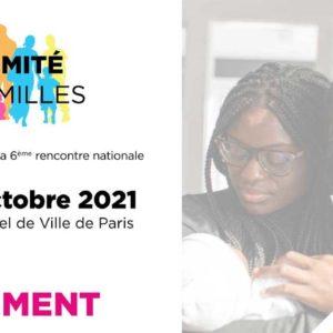 6ème Rencontre nationale des parents et futurs parents concernés par le VIH - 12 octobre 2021