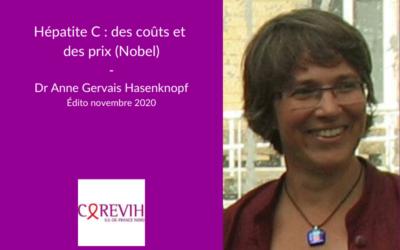 Hépatite C : des coûts et des prix (Nobel)