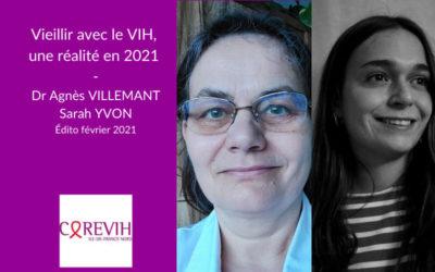 Vieillir avec le VIH, une réalité en 2021