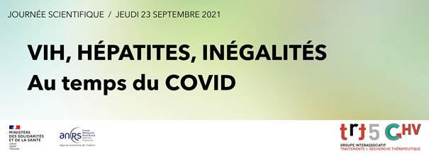 Journée scientifique du TRT-5 CHV - 23 septembre 2021
