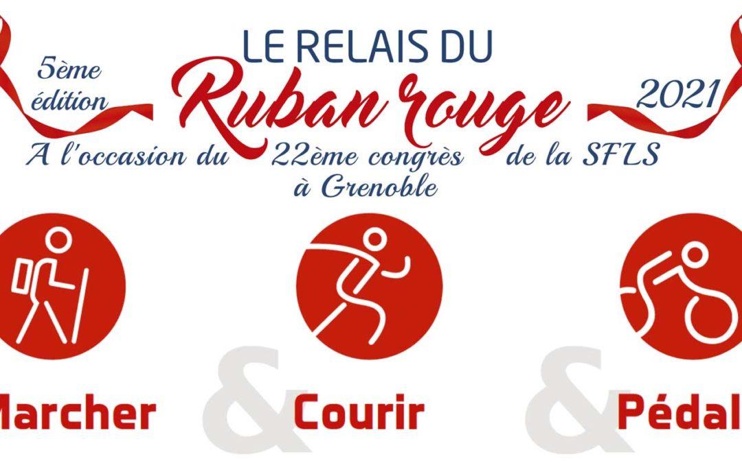 La Société Française de Lutte contre le sida récolte des fonds pour le Sidaction